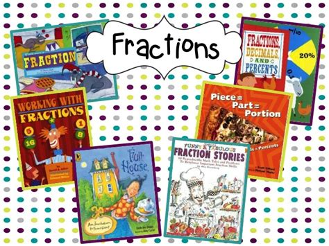 fraction picture books 17 best images about fractions on songs