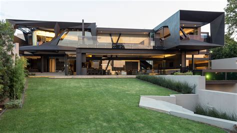 modern hous modern spacious home in bedfordview
