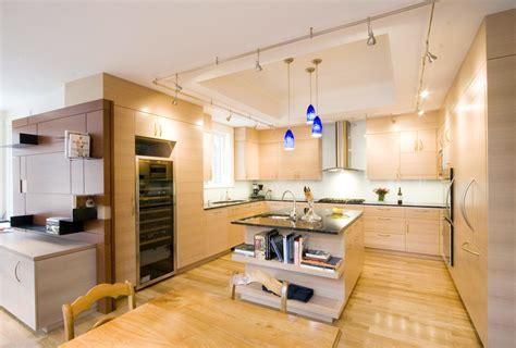 contemporary track lighting kitchen kitchen track lighting ideas kitchen midcentury with beams
