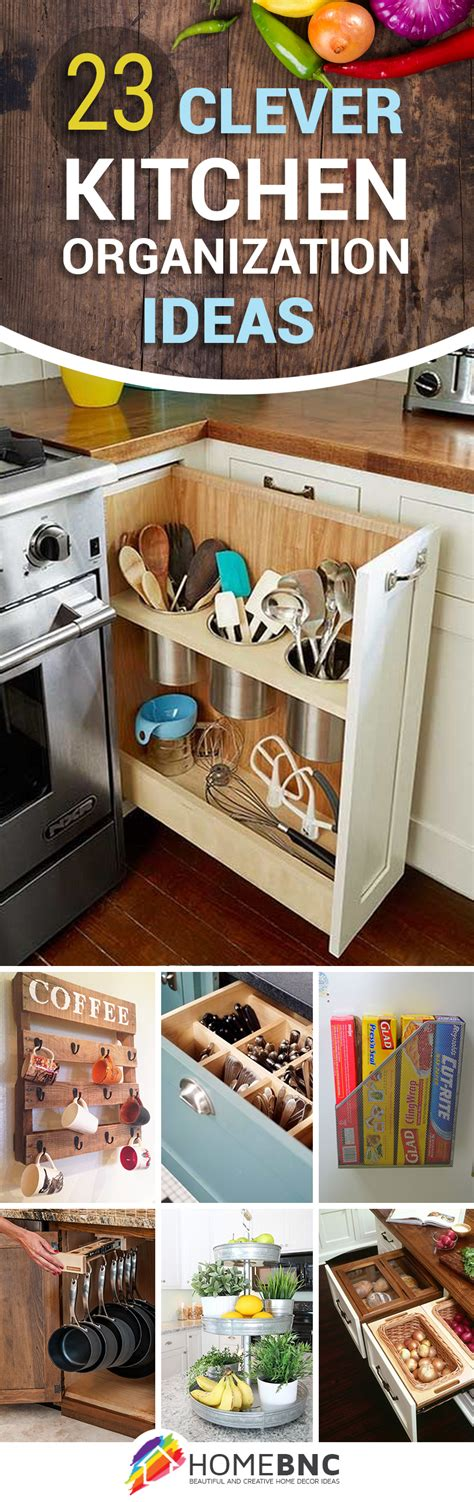 kitchen organize ideas 23 best kitchen organization ideas and tips for 2017