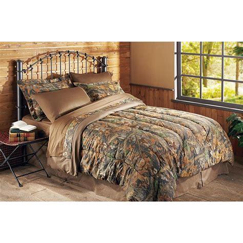 realtree camo bedding set guide gear 174 realtree 174 advantage timber 174 camo bedding set