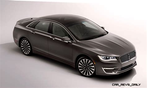 Mkz 400 Hp by 2017 Lincoln Mkz 400hp V6tt New Tvd Awd Drivers Pack