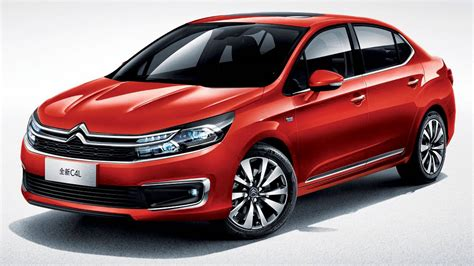 Citroen C4 Lounge by Novo Citroen C4 Lounge 2019 Fotos E Consumo C4 2019