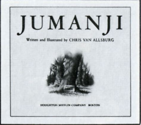 jumanji picture book jumanji