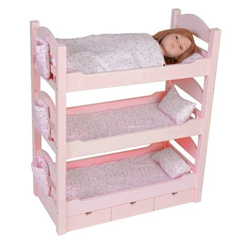 american doll bunk beds cheap wood doll furniture furniture design ideas