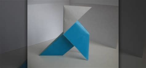 heavy origami paper how to fold a paper pajarita origami bird from heavy