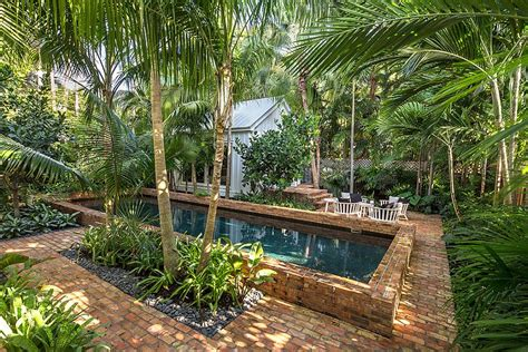 tropical landscaping ideas 25 spectacular tropical pool landscaping ideas