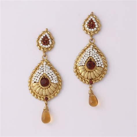 earrings design brown astonishing earring shopping