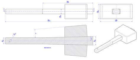 Woodworking Wooden Mallets Plans Pdf Woodworking