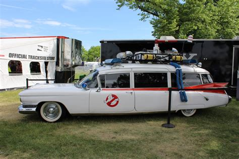 PICS: Up Close With The Original 1984 Ghostbusters Movie Car, ECTO 1