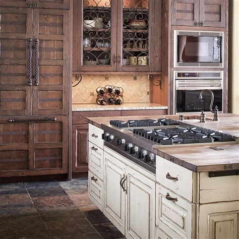 painted woodwork colorado rustic kitchen gallery jm kitchen denver