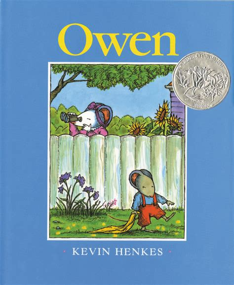 newbery picture books kevin henkes author and illustrator of award winning and