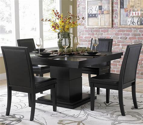 dining room table black black dining sets 3 black dining room table sets