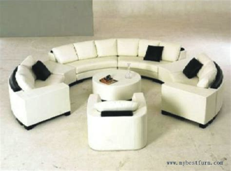 Nice Couches popular round leather sofa buy cheap round leather sofa