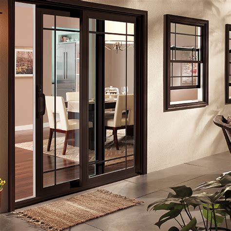 pella patio doors pella 350 series sliding glass patio doors pella