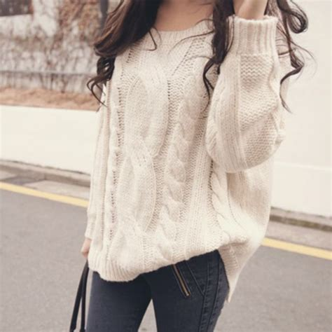 knit sweater oversized sweater knitted sweater oversized sweater clothes big