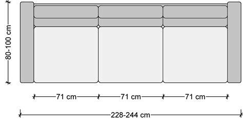 3 seat sofa dimensions sofa dimensions