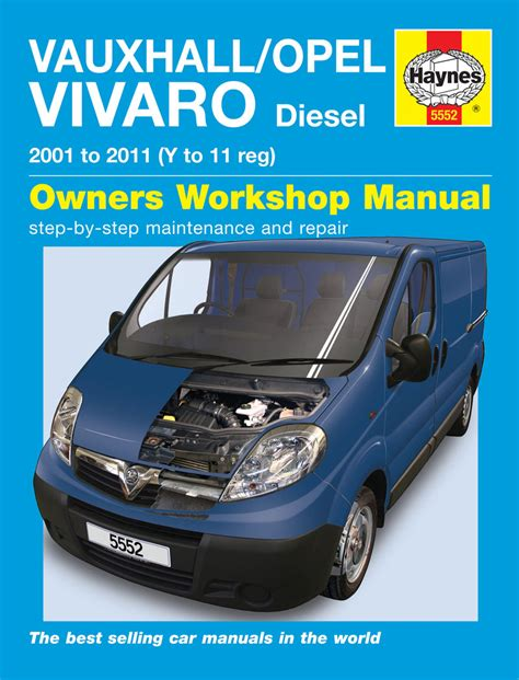what is the best auto repair manual 2011 honda insight engine control haynes 5552 vauxhall opel vivaro diesel 2001 to 2011 y to 11 haynes 5552 service and repair