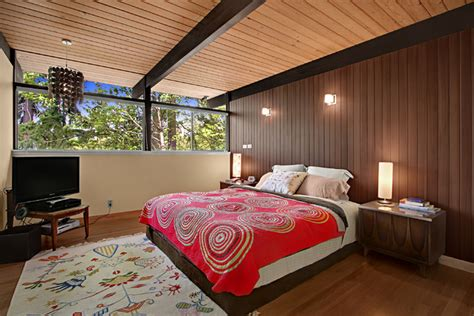 mid century bedroom design mercer island midcentury modern