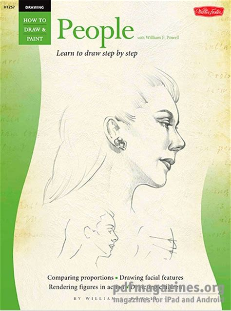 how to draw books pdf drawing with william f powell how to draw