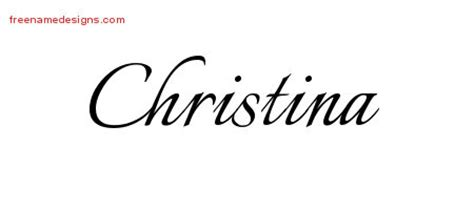 christina archives page 2 of 2 free name designs