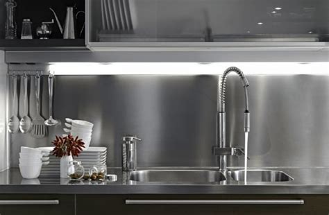 Kitchen Sinks With Backsplash custom stainless steel sinks and countertops by just