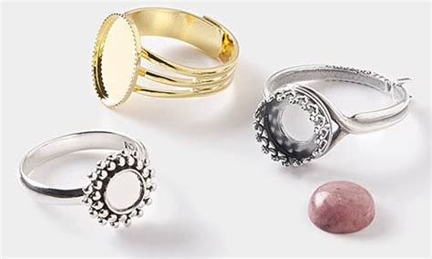 jewelry settings jewelry settings and mountings mountain gems and