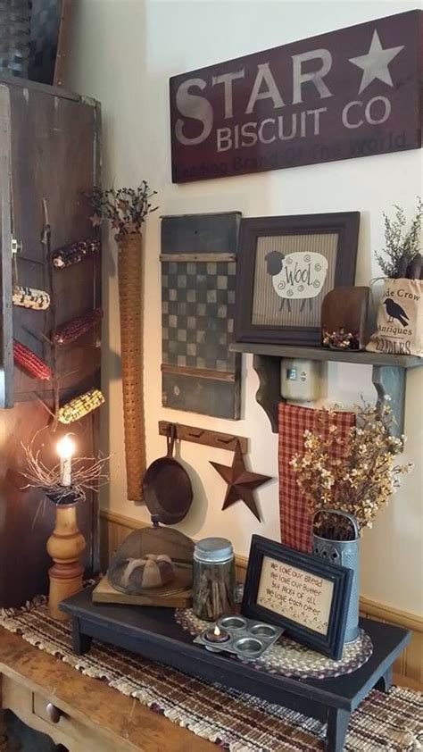 primitive home decorating best 25 primitive country decorating ideas on