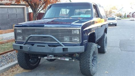chevy k5 blazer winch bumper images
