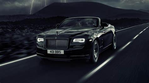 Rolls Royce Black the rolls royce black badge is a 593bhp cabrio