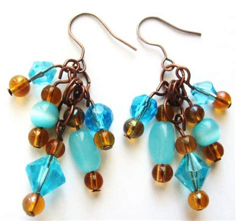 how to make glass bead earrings 30 delightful handmade jewelry ideas to try in 2014