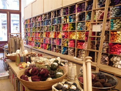 knitting stores a yarn lover s tour of nyc with pickle detour