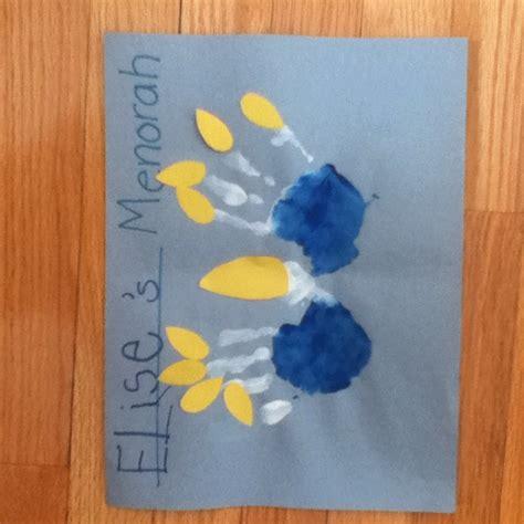 menorah crafts for 89 best preschool hanukkah images on