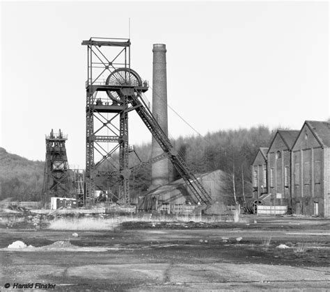 Industrial Style cefn coed blaenant colliery