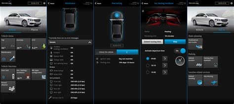 New Car Apps For by A Car App In 6 Months Mercedes Daimler Gains Pace