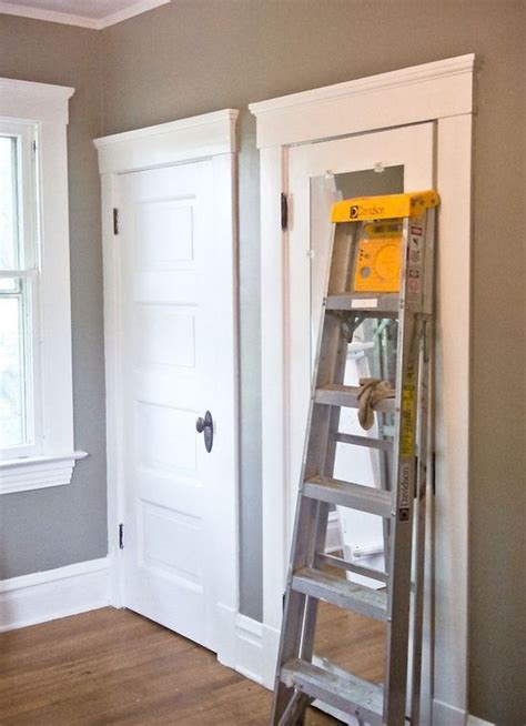 behr paint color for trim behr paint ashwood i the thick baseboards