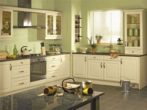 best yellow paint color for kitchen cabinets best 25 green kitchen walls ideas on