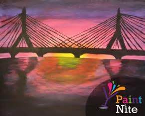 paint nite boston events friend st may 31st paint nite event