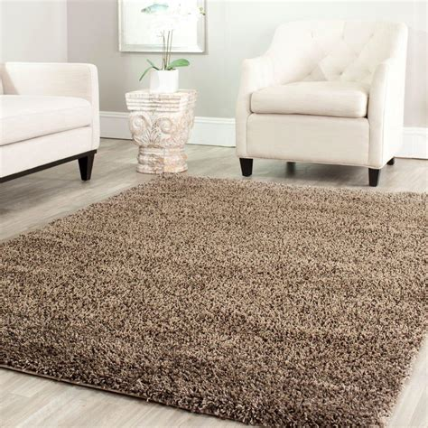 4 ft area rugs safavieh california shag 4 ft x 4 ft square