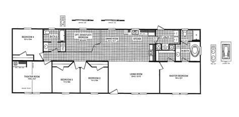 80 floor plans mobile home floor plans and pictures mobile homes ideas