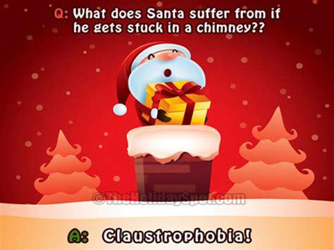 silly santa jokes jokes