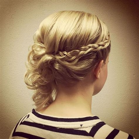 braided hairstyles for thin hair trubridal wedding blog 60 updos for thin hair that score