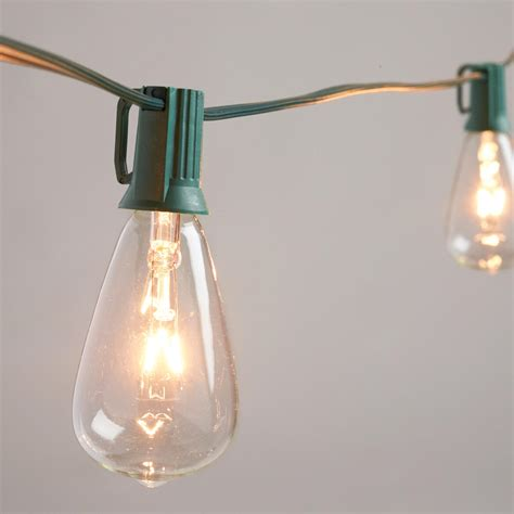 30 model outdoor string lights replacement bulbs
