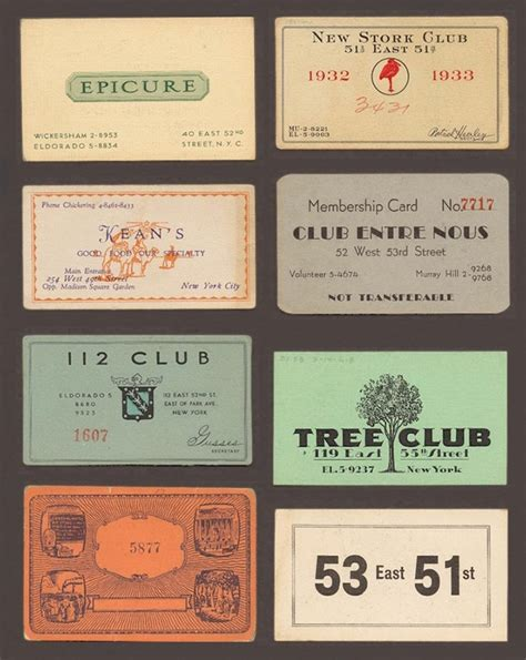 make membership cards free 10 cool membership card designs the print and