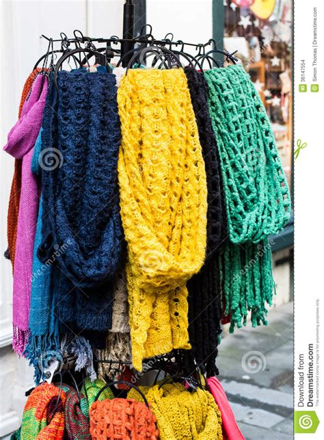 scarves for sale scarves for sale stock images image 36147554