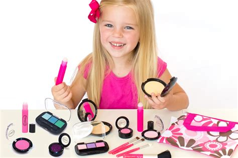 for kindergarteners to make the best makeup for