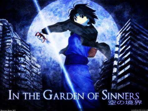 garden of sinners in the garden of sinners image anime fans of moddb
