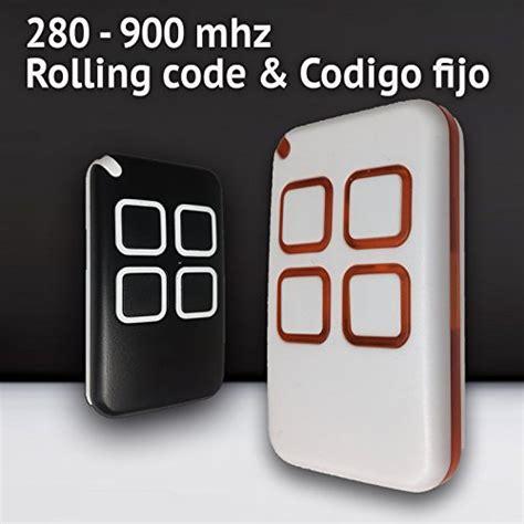 mando de puerta de garaje mejores precios en copia de mando de garaje mejor precio