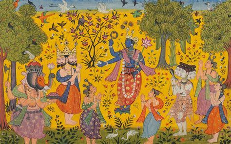 indian painting pictures a large and important black figure of lokanatha