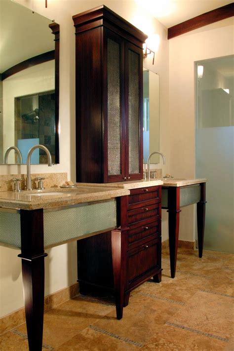Bathroom Vanity Storage Ideas by 18 Savvy Bathroom Vanity Storage Ideas Hgtv